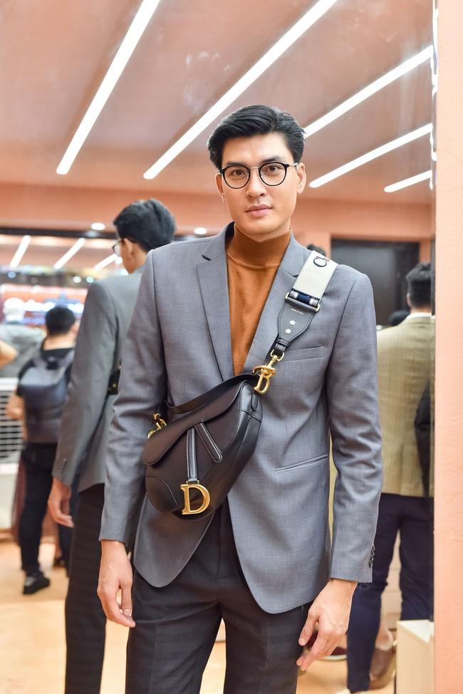 Quang Vinh - Diễm My 9X diện trang phục cá tính, tình cờ hội ngộ ở sự kiện  - Ảnh 6.