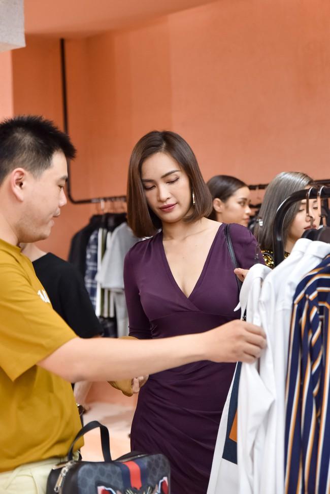 Quang Vinh - Diễm My 9X diện trang phục cá tính, tình cờ hội ngộ ở sự kiện  - Ảnh 8.