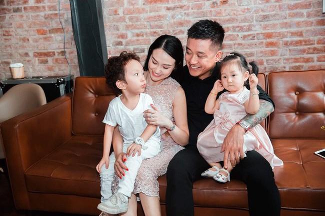 Tuấn Hưng bất ngờ tiết lộ bà xã Thu Hương đang mang thai lần 3  - Ảnh 2.