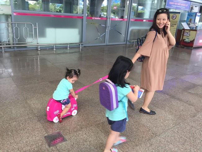 Chia sẻ bí quyết chụp ảnh giấu sề nhưng MC Minh Trang lại khiến hội chị em bỉm sữa ấm lòng vì câu nói cuối - Ảnh 7.