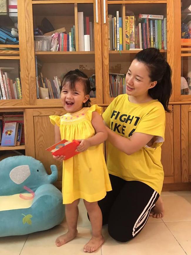 Chia sẻ bí quyết chụp ảnh giấu sề nhưng MC Minh Trang lại khiến hội chị em bỉm sữa ấm lòng vì câu nói cuối - Ảnh 5.