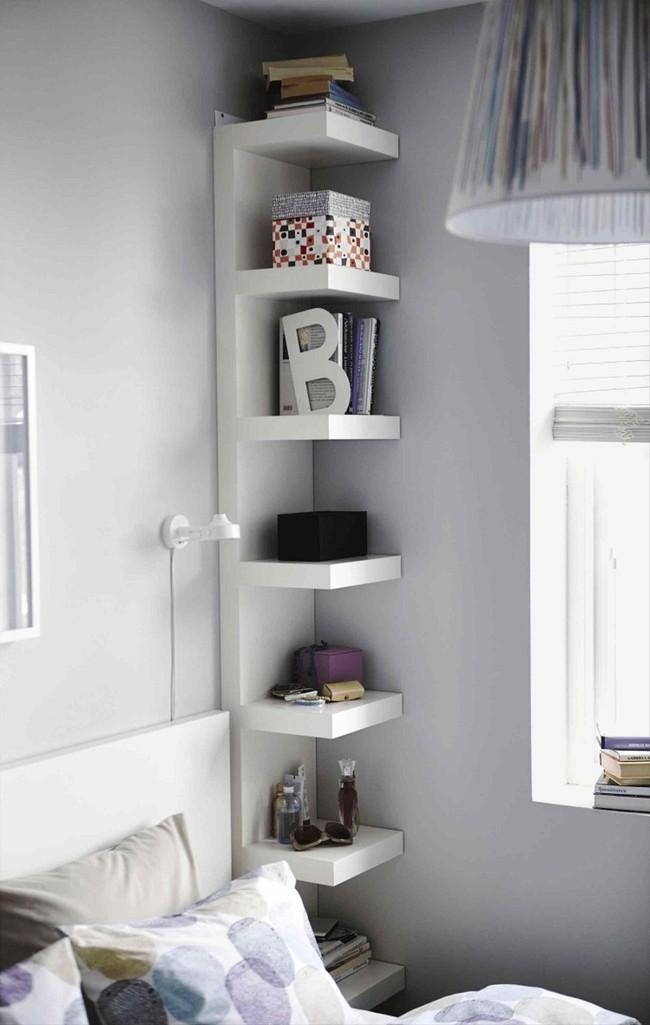 8 món nội thất có giá rẻ bất ngờ bạn có thể mua để lưu trữ tối đa cho phòng ngủ có diện tích nhỏ - Ảnh 1.