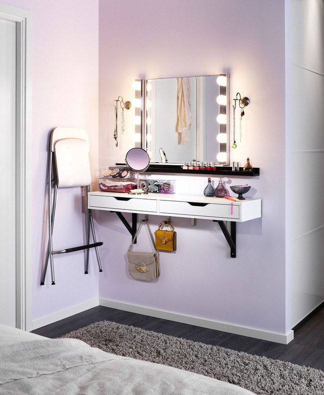 8 món nội thất có giá rẻ bất ngờ bạn có thể mua để lưu trữ tối đa cho phòng ngủ có diện tích nhỏ - Ảnh 7.