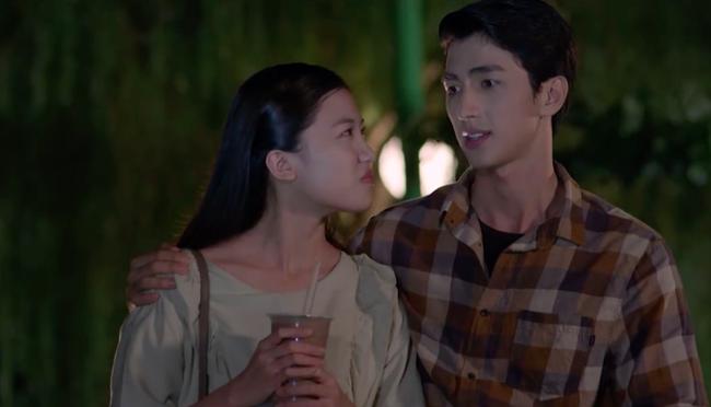 Những cô gái trong thành phố: Cười ngất trước cảnh trai nghèo Bình An đưa bạn gái đi xem phim giảm giá - Ảnh 5.