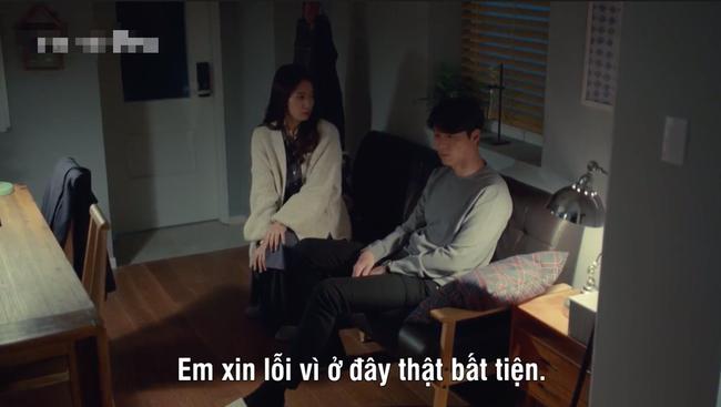 Mới hôn nhau dưới mưa, Park Shin Hye lại tiếp tục rủ Hyun Bin... về nhà ngủ - Ảnh 7.