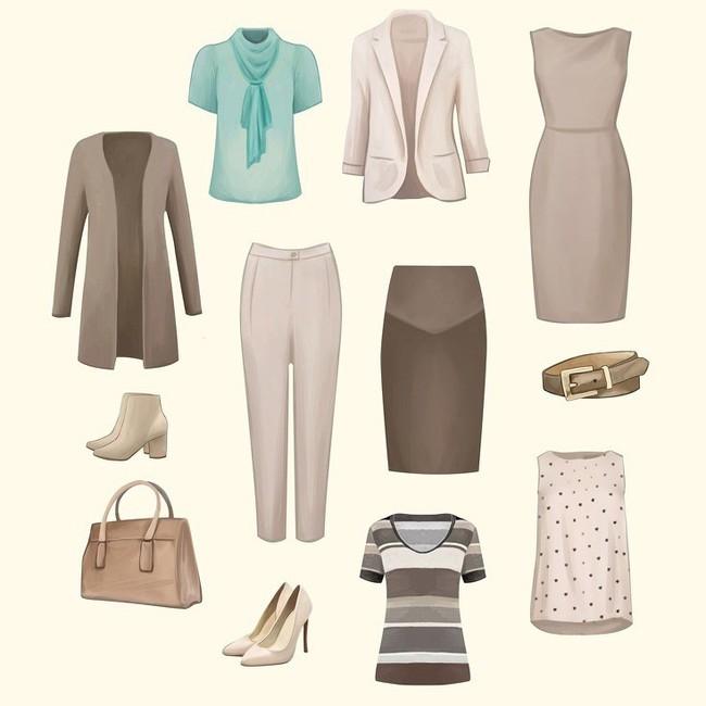 5 mẹo chọn trang phục cực đơn giản giúp chị em khỏi đau đầu suy nghĩ vì không có gì để mặc - Ảnh 6.