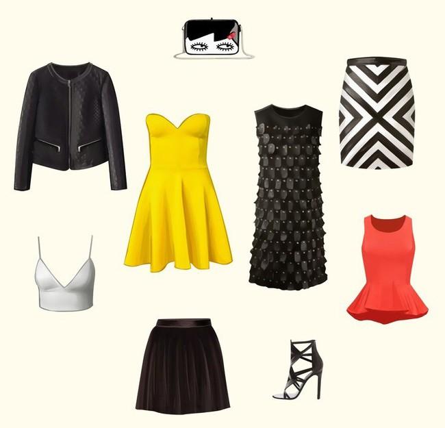 5 mẹo chọn trang phục cực đơn giản giúp chị em khỏi đau đầu suy nghĩ vì không có gì để mặc - Ảnh 8.