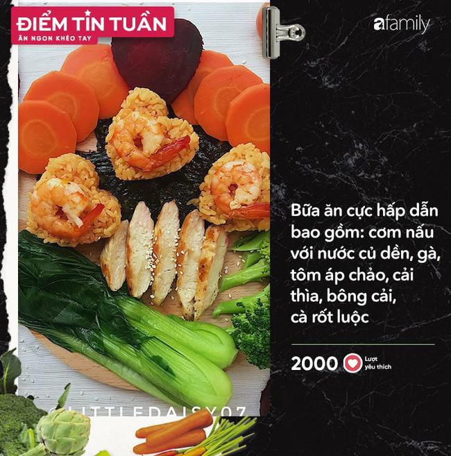Món ăn hot nhất trong tuần chính là thực đơn Eat Clean siêu hấp dẫn - Ảnh 1.