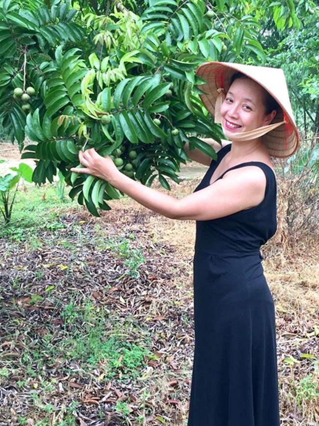 Sát Tết, NSƯT Chiều Xuân thu hoạch cả nghìn quả bưởi ở khu vườn của gia đình - Ảnh 24.