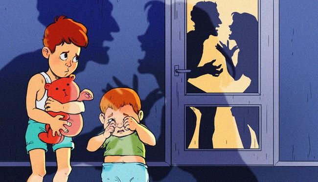 """8 vấn đề sẽ xảy ra khi cha mẹ quyết định ở bên nhau """"vì con cái"""" dù không còn hạnh phúc - Ảnh 6."""