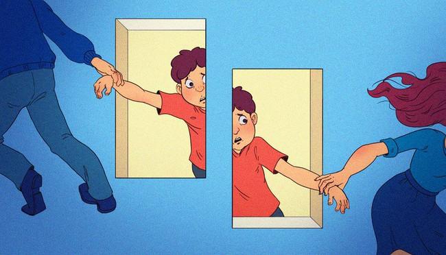"""8 vấn đề sẽ xảy ra khi cha mẹ quyết định ở bên nhau """"vì con cái"""" dù không còn hạnh phúc - Ảnh 4."""