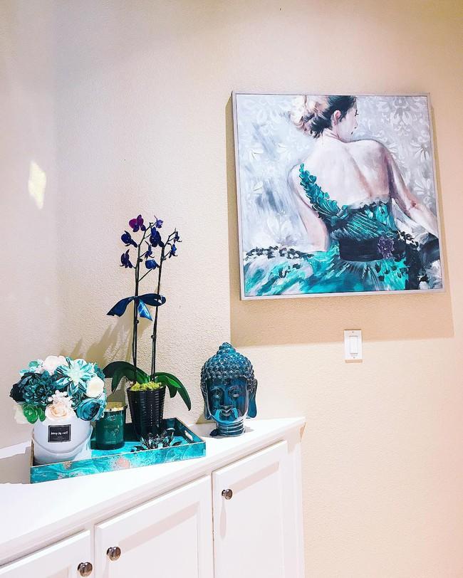 Biệt thự triệu đô màu trắng sang trọng của Hoa hậu Phạm Hương tại Los Angeles, Mỹ - Ảnh 11.