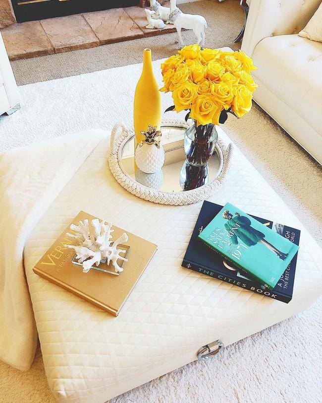 Biệt thự triệu đô màu trắng sang trọng của Hoa hậu Phạm Hương tại Los Angeles, Mỹ - Ảnh 4.