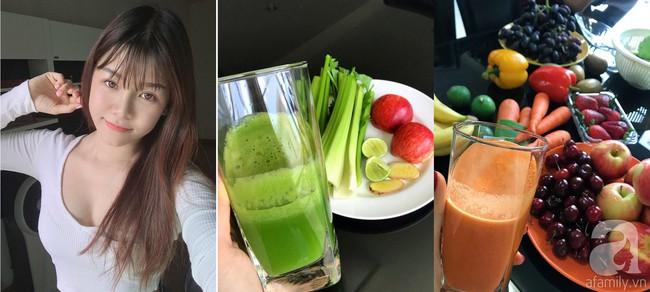 Ô nhiễm không khí trầm trọng, học ngay Hà Tăng, Tóc Tiên… uống nước detox vừa thanh lọc lại giúp giảm cân, giữ dáng - Ảnh 8.
