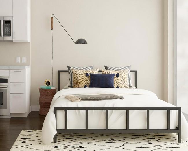 Những lời khuyên siêu thú vị, cực hữu ích dành cho thiết kế căn hộ nhỏ - Ảnh 1.