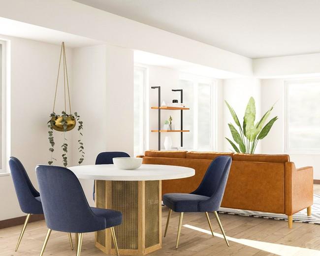Những lời khuyên siêu thú vị, cực hữu ích dành cho thiết kế căn hộ nhỏ - Ảnh 4.