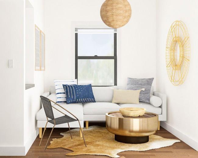 Những lời khuyên siêu thú vị, cực hữu ích dành cho thiết kế căn hộ nhỏ - Ảnh 5.