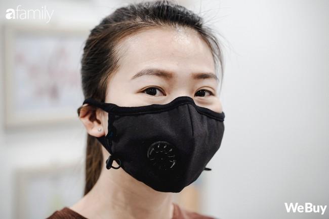 Review nhanh 4 loại khẩu trang chống bụi PM2.5 trên thị trường, giá từ 20.000 đồng đến 800.000 đồng  - Ảnh 1.
