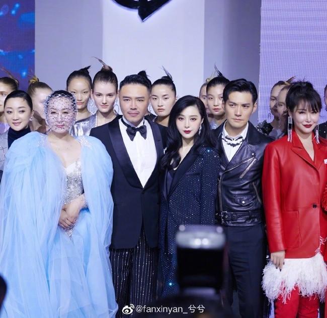 """Dù chỉ là hình chưa qua chỉnh sửa, Phạm Băng Băng vẫn xinh đẹp và đẳng cấp """"ăn đứt"""" cả Hoa hậu Thế giới Trương Tử Lâm - Ảnh 9."""