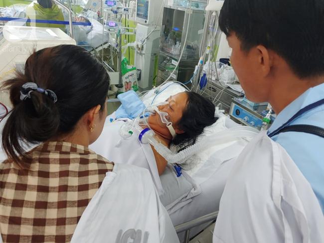 """Thai phụ sắp sinh thì nguy kịch, người chồng đau đớn thì thầm với vợ đang hôn mê: """"Con mất rồi, em tỉnh lại đi..."""" - Ảnh 9."""