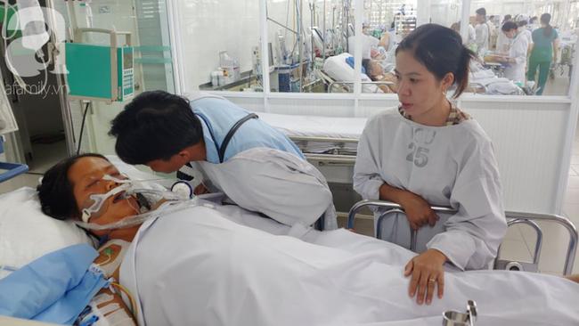 """Thai phụ sắp sinh thì nguy kịch, người chồng đau đớn thì thầm với vợ đang hôn mê: """"Con mất rồi, em tỉnh lại đi..."""" - Ảnh 6."""