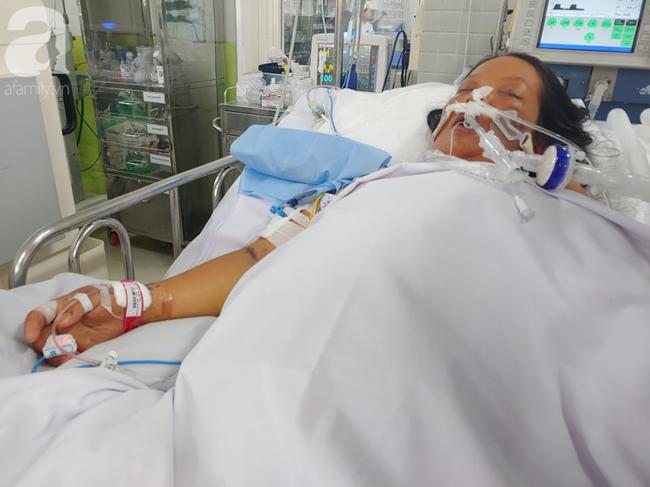 """Thai phụ sắp sinh thì nguy kịch, người chồng đau đớn thì thầm với vợ đang hôn mê: """"Con mất rồi, em tỉnh lại đi..."""" - Ảnh 5."""