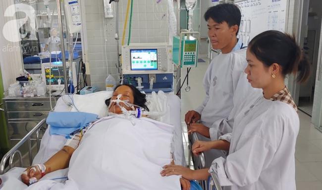 """Thai phụ sắp sinh thì nguy kịch, người chồng đau đớn thì thầm với vợ đang hôn mê: """"Con mất rồi, em tỉnh lại đi..."""" - Ảnh 12."""