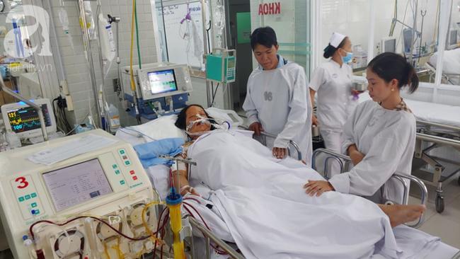 """Thai phụ sắp sinh thì nguy kịch, người chồng đau đớn thì thầm với vợ đang hôn mê: """"Con mất rồi, em tỉnh lại đi..."""" - Ảnh 3."""