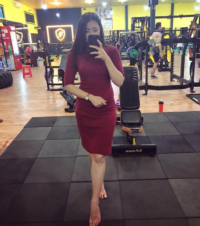 Thân hình nóng bỏng, săn chắc của cô gái 6 năm bền bỉ tập gym và hình ảnh sau khi là mẹ bỉm sữa khiến nhiều chị em tiếc đứt ruột  - Ảnh 13.