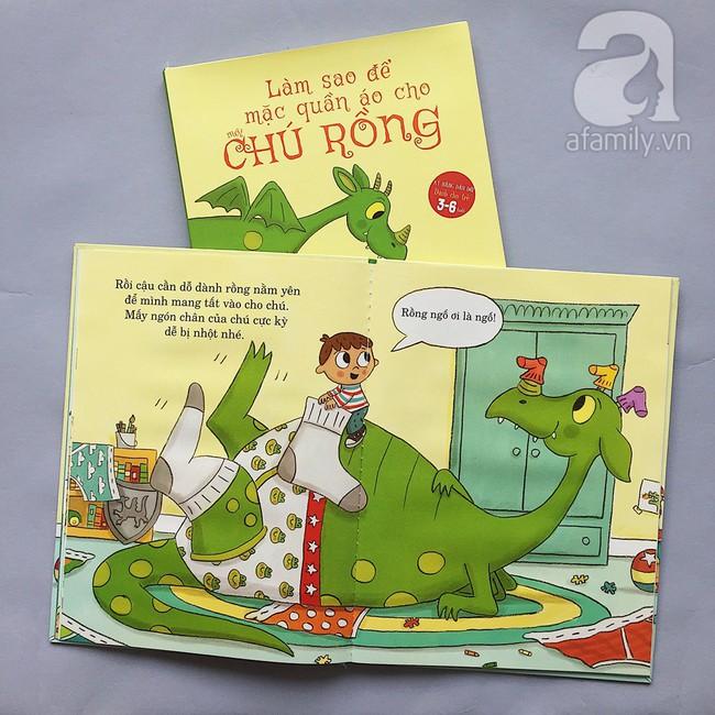 Những kỹ năng đầu đời cực kì quan trọng trẻ 3 tuổi học được từ cuốn sách này - Ảnh 1.