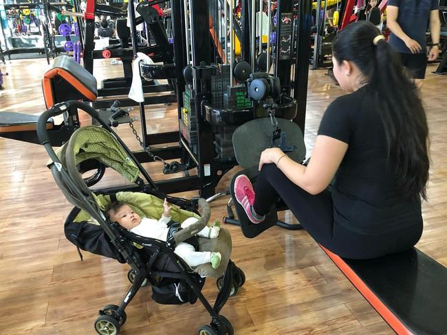 Thân hình nóng bỏng, săn chắc của cô gái 6 năm bền bỉ tập gym và hình ảnh sau khi là mẹ bỉm sữa khiến nhiều chị em tiếc đứt ruột  - Ảnh 10.