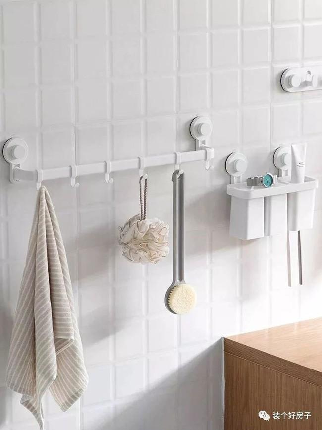 Lưu trữ đồ dùng trong phòng tắm: Chuyện nhỏ nhưng không phải ai cũng nắm rõ - Ảnh 10.