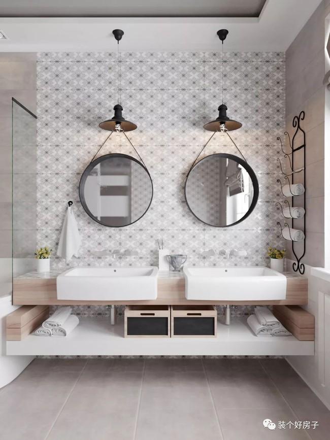Lưu trữ đồ dùng trong phòng tắm: Chuyện nhỏ nhưng không phải ai cũng nắm rõ - Ảnh 11.
