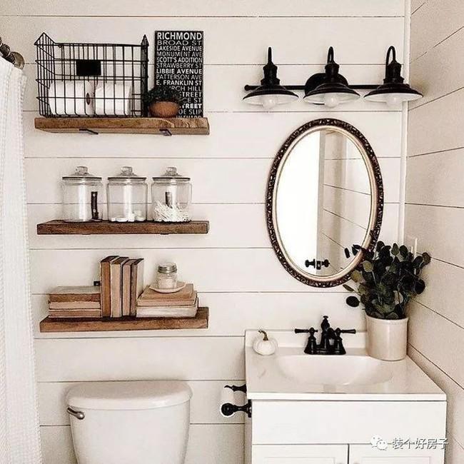 Lưu trữ đồ dùng trong phòng tắm: Chuyện nhỏ nhưng không phải ai cũng nắm rõ - Ảnh 15.