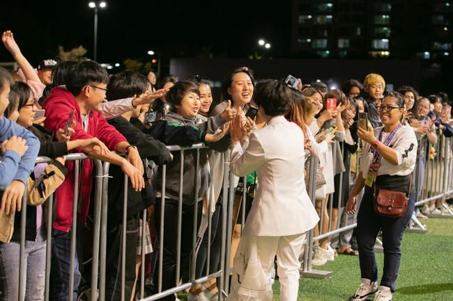 """Thăng hoa trên sân khấu Asia Song Festival, Vũ Cát Tường ghi điểm với fan quốc tế bằng chất giọng """"khủng"""" - Ảnh 7."""