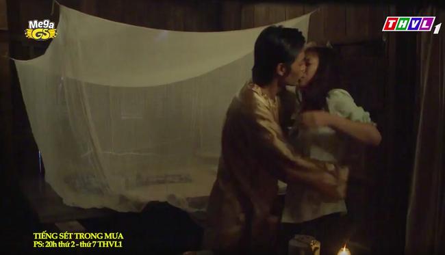 """""""Tiếng sét trong mưa"""": Trọn bộ cảnh con trai Thị Bình ngủ với em gái, còn sốc hơn màn ân ái 18+ cùng mẹ kế - Ảnh 8."""