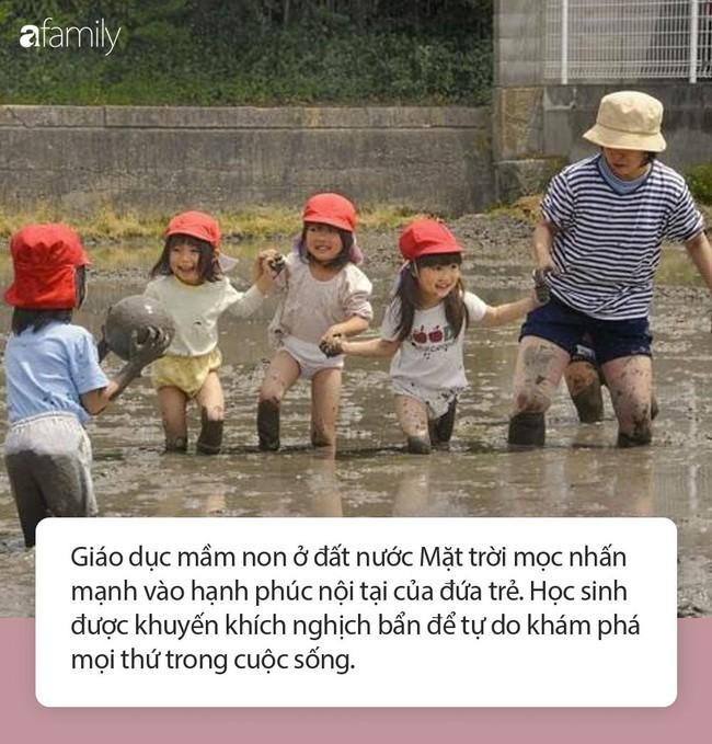 Phương pháp giáo dục mẫu giáo của Nhật Bản khiến nhiều cha mẹ Việt Nam phải... ngả mũ khâm phục - Ảnh 1.