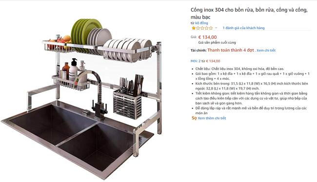 Một phụ kiện siêu thông minh cho khu vực bồn rửa sẽ khiến bà nội trợ nào cũng thích mê vì giúp bát đĩa luôn khô cong, sạch sẽ - Ảnh 20.