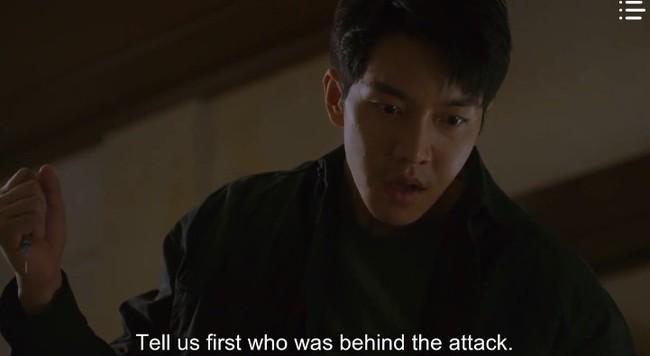 """""""Vagabond"""" tập 8: Lee Seung Gi và Suzy hợp sức cứu kẻ sát nhân, cảnh tự tay phẫu thuật khiến người xem rùng mình - Ảnh 9."""