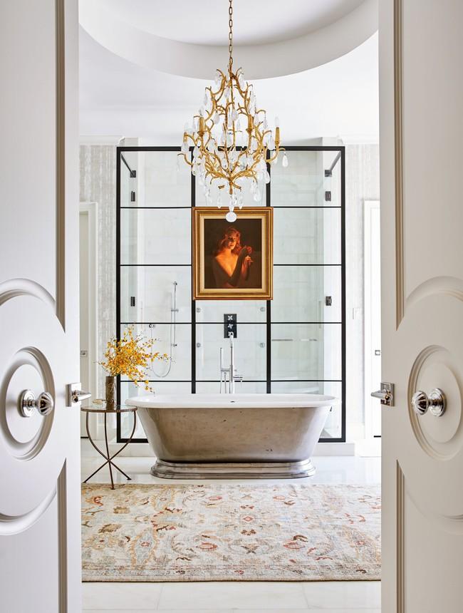 Cùng khám phá những căn phòng tắm nhìn qua khiến ai cũng phải xuýt xoa - Ảnh 1.