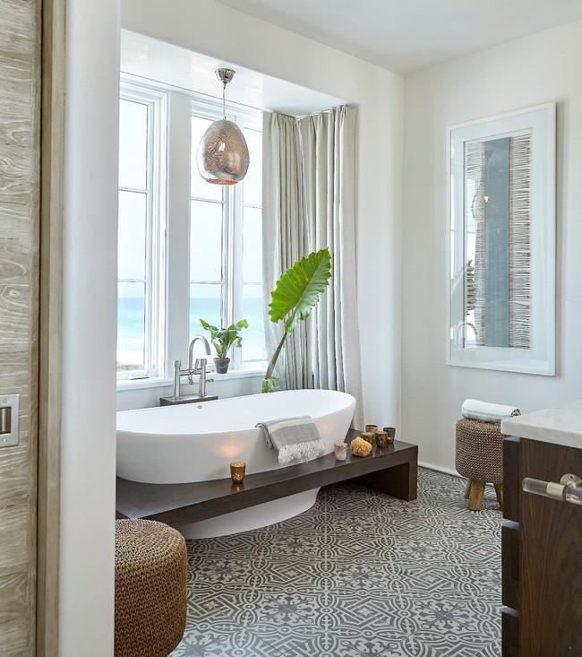 Cùng khám phá những căn phòng tắm nhìn qua khiến ai cũng phải xuýt xoa - Ảnh 2.
