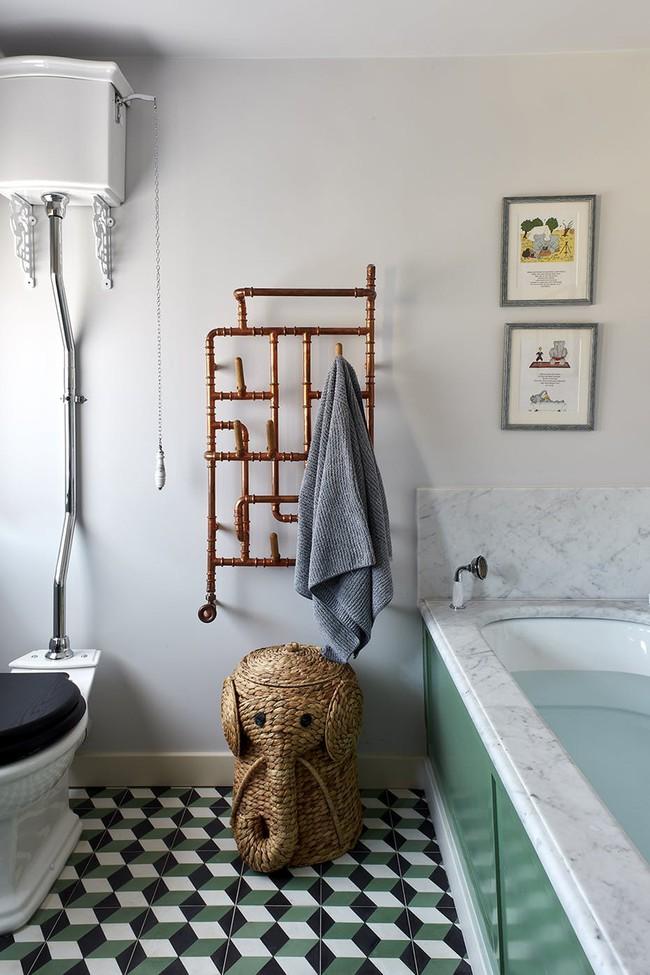 Cùng khám phá những căn phòng tắm nhìn qua khiến ai cũng phải xuýt xoa - Ảnh 6.