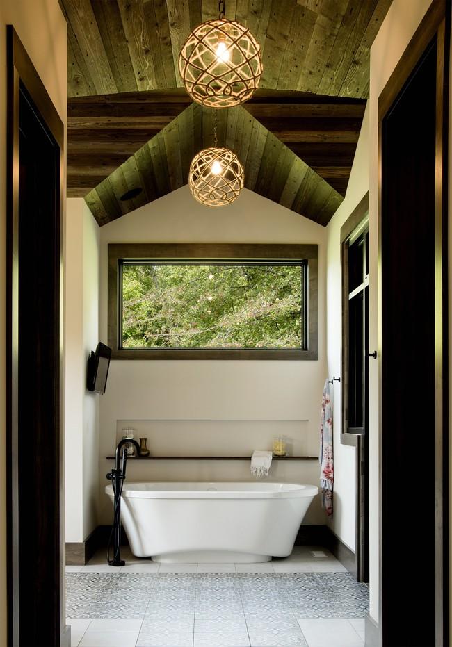 Cùng khám phá những căn phòng tắm nhìn qua khiến ai cũng phải xuýt xoa - Ảnh 8.
