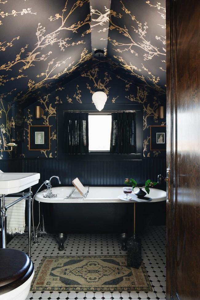 Cùng khám phá những căn phòng tắm nhìn qua khiến ai cũng phải xuýt xoa - Ảnh 9.