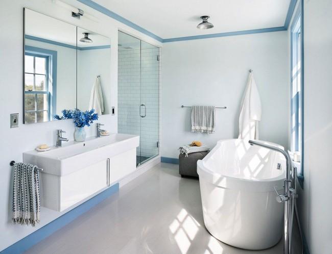 Cùng khám phá những căn phòng tắm nhìn qua khiến ai cũng phải xuýt xoa - Ảnh 10.