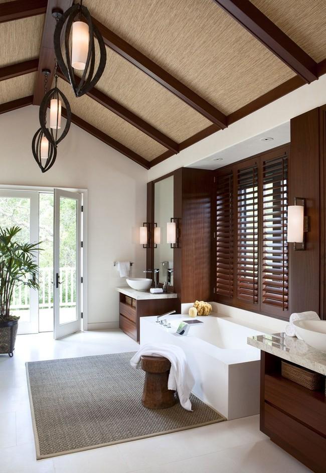Cùng khám phá những căn phòng tắm nhìn qua khiến ai cũng phải xuýt xoa - Ảnh 11.