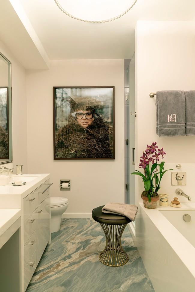 Cùng khám phá những căn phòng tắm nhìn qua khiến ai cũng phải xuýt xoa - Ảnh 13.