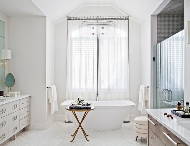 Cùng khám phá những căn phòng tắm nhìn qua khiến ai cũng phải xuýt xoa - Ảnh 17.