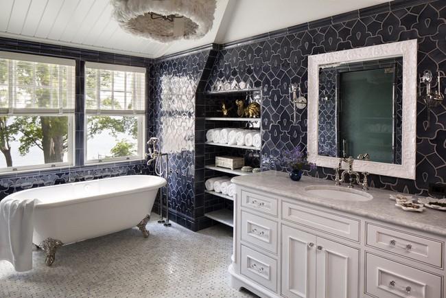 Cùng khám phá những căn phòng tắm nhìn qua khiến ai cũng phải xuýt xoa - Ảnh 19.