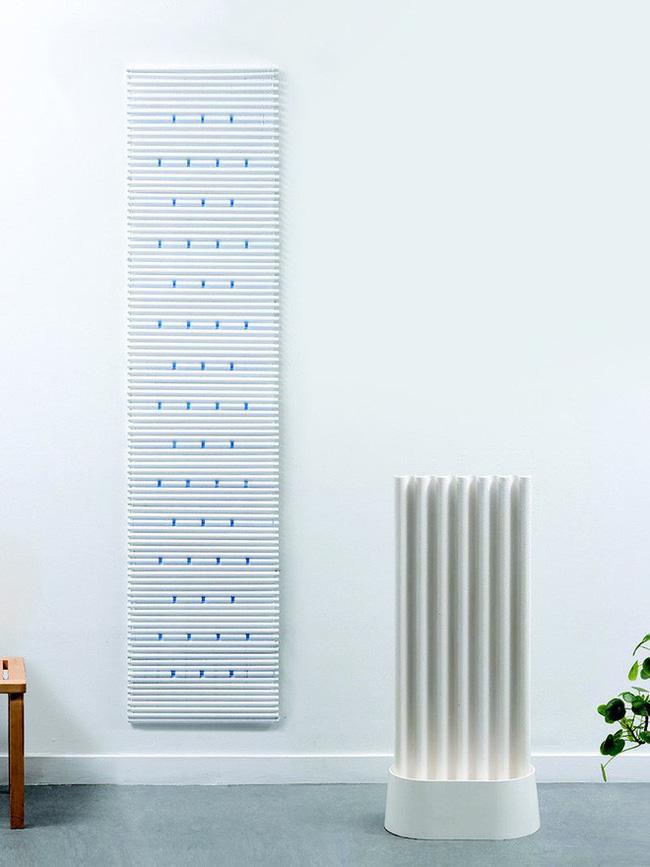 Chiêm ngưỡng điều hòa kiêm máy tạo độ ẩm cực xịn: Không cần cắm điện vẫn làm mát được phòng! - Ảnh 1.